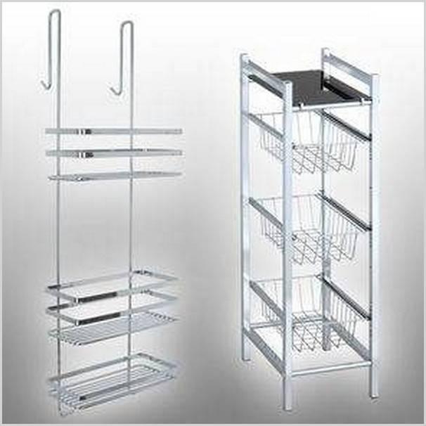 Metalinės lentynėlės ir lentynos